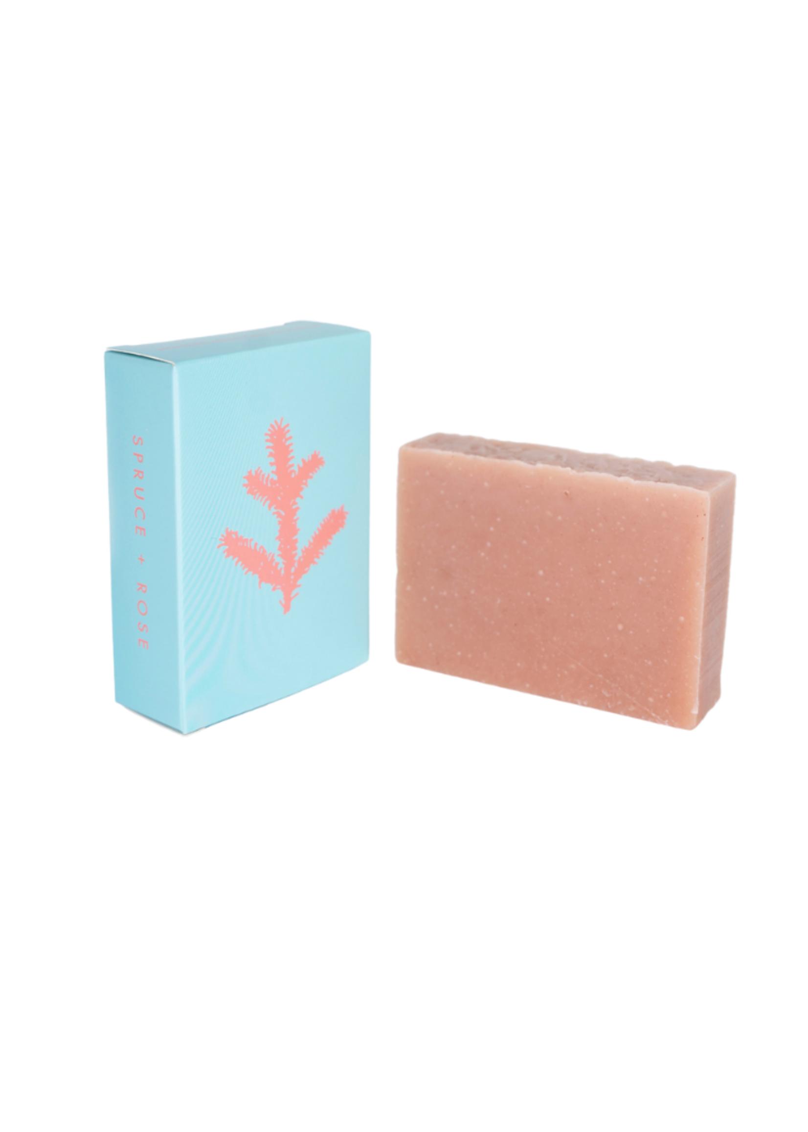 ALTR Spruce & Rose Soap
