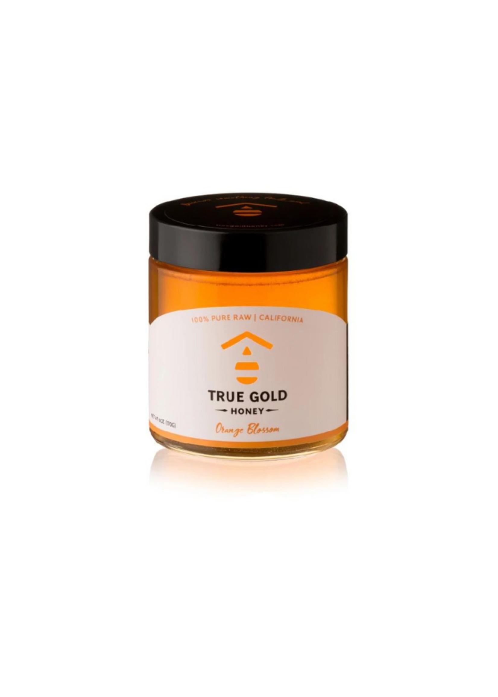 True Gold Honey 6 oz Orange Blossom Honey