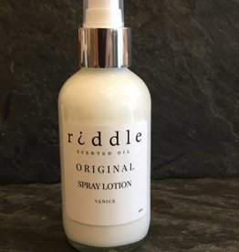 Riddle Riddle Original Spray Lotion