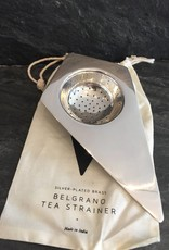 Sir/Madam Sir/Madam  Silver Plated Brass  Belgrano Tea Stariner