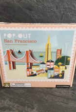 PetitCollage San Francisco Pop Out Play Set