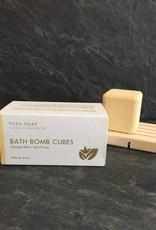 Yuzu Soap Yuzu Bath Bomb Cube Set Orange Mint