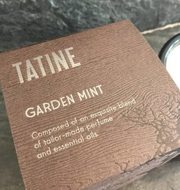 Tatine Garden Mint Candle