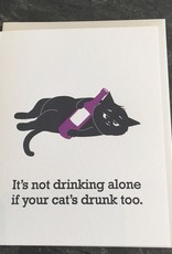 McBitterson's Drinking with your cat