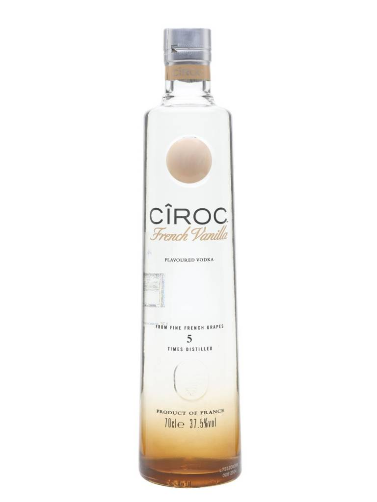 Ciroc Vodka French Vanilla