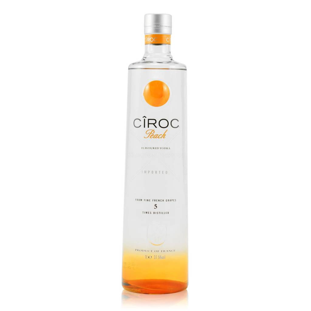 Ciroc Vodka Peach