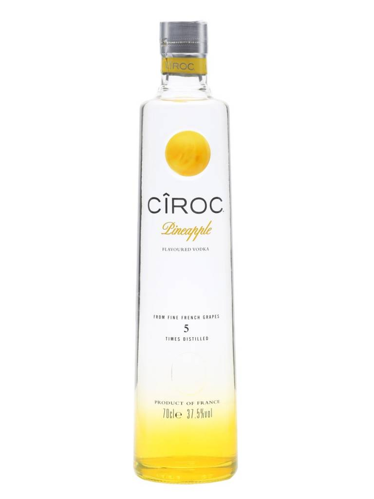 Ciroc Vodka Pineapple
