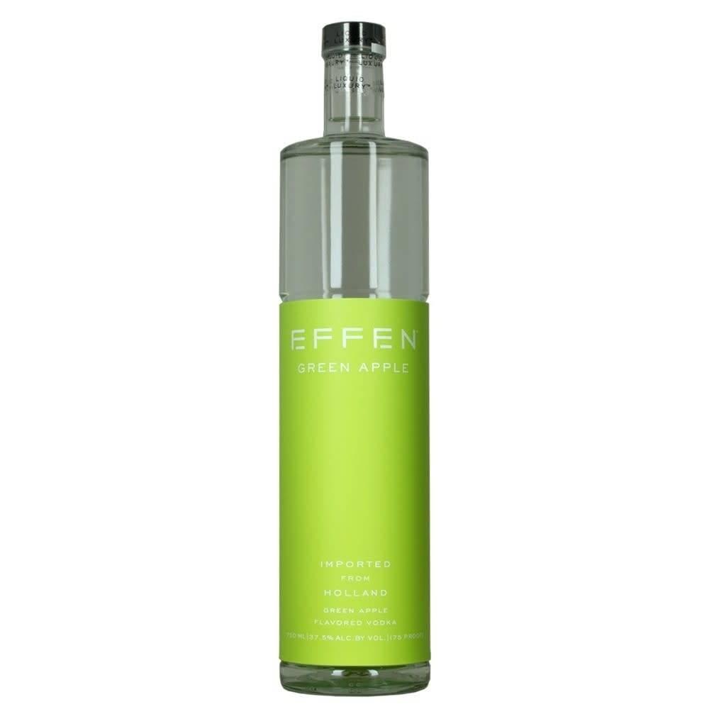 Effen Green Apple Vodka