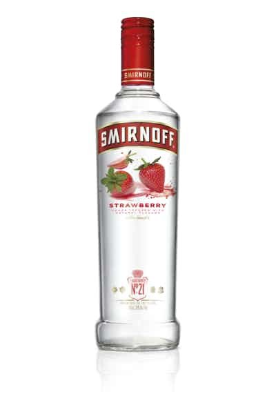 Smirnoff Strawberry Vodka