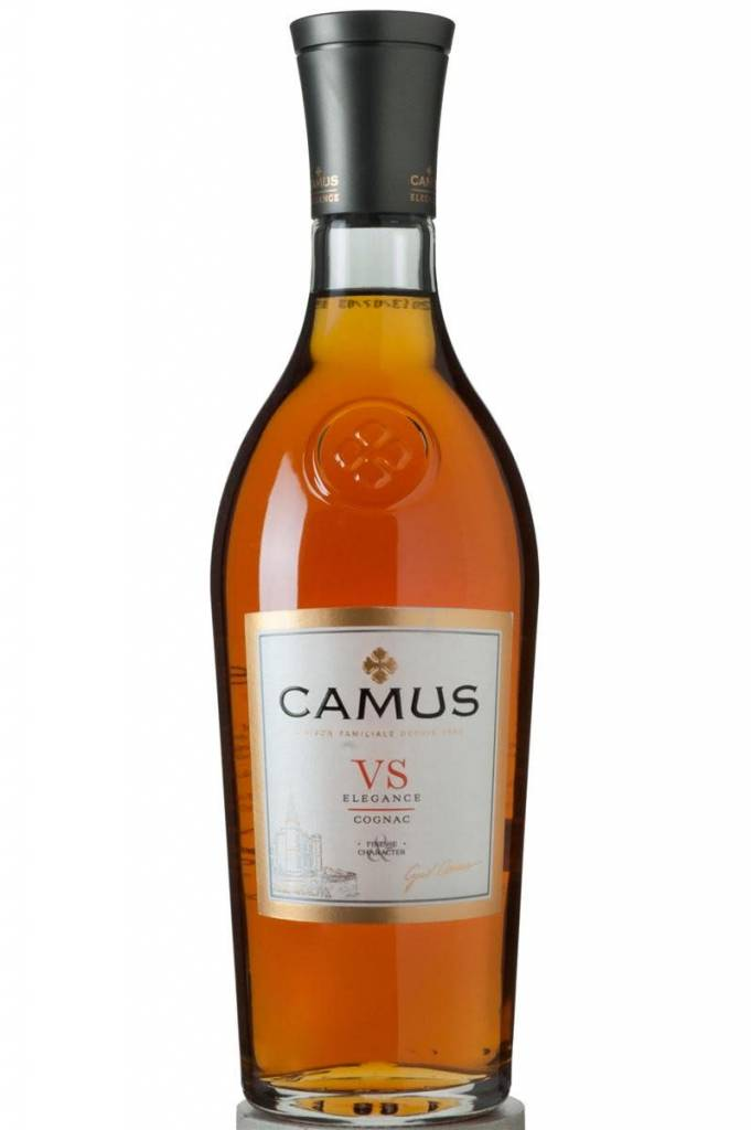 Camus Vs Cognac