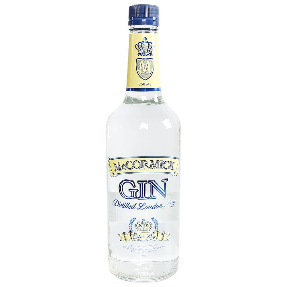 McCormick Gin
