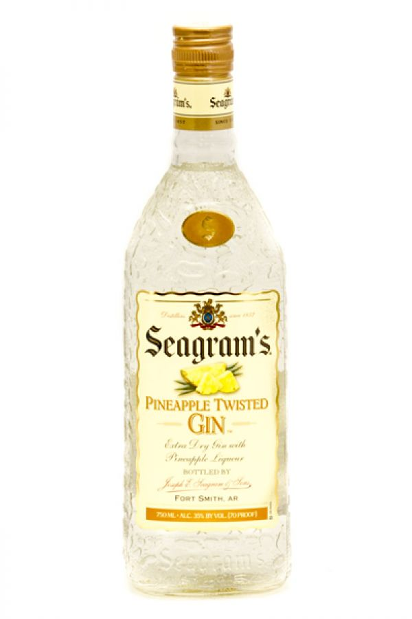 Seagram's Gin Pineapple