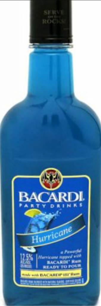 Bacardi Hurricane