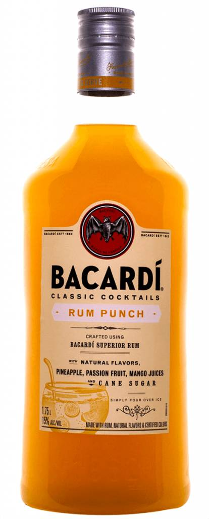 Bacardi Rum Punch