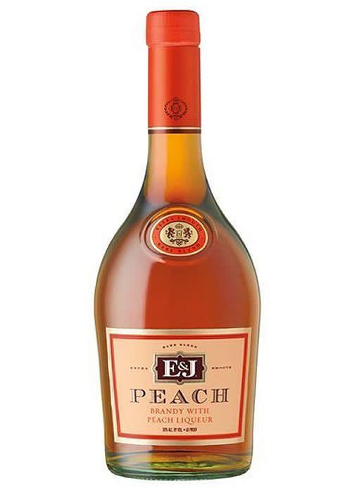 E&J Brandy Peach