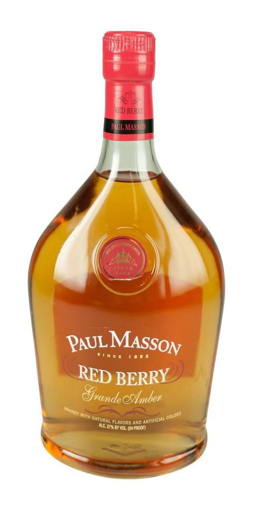 Paul Masson Red Berry Brandy