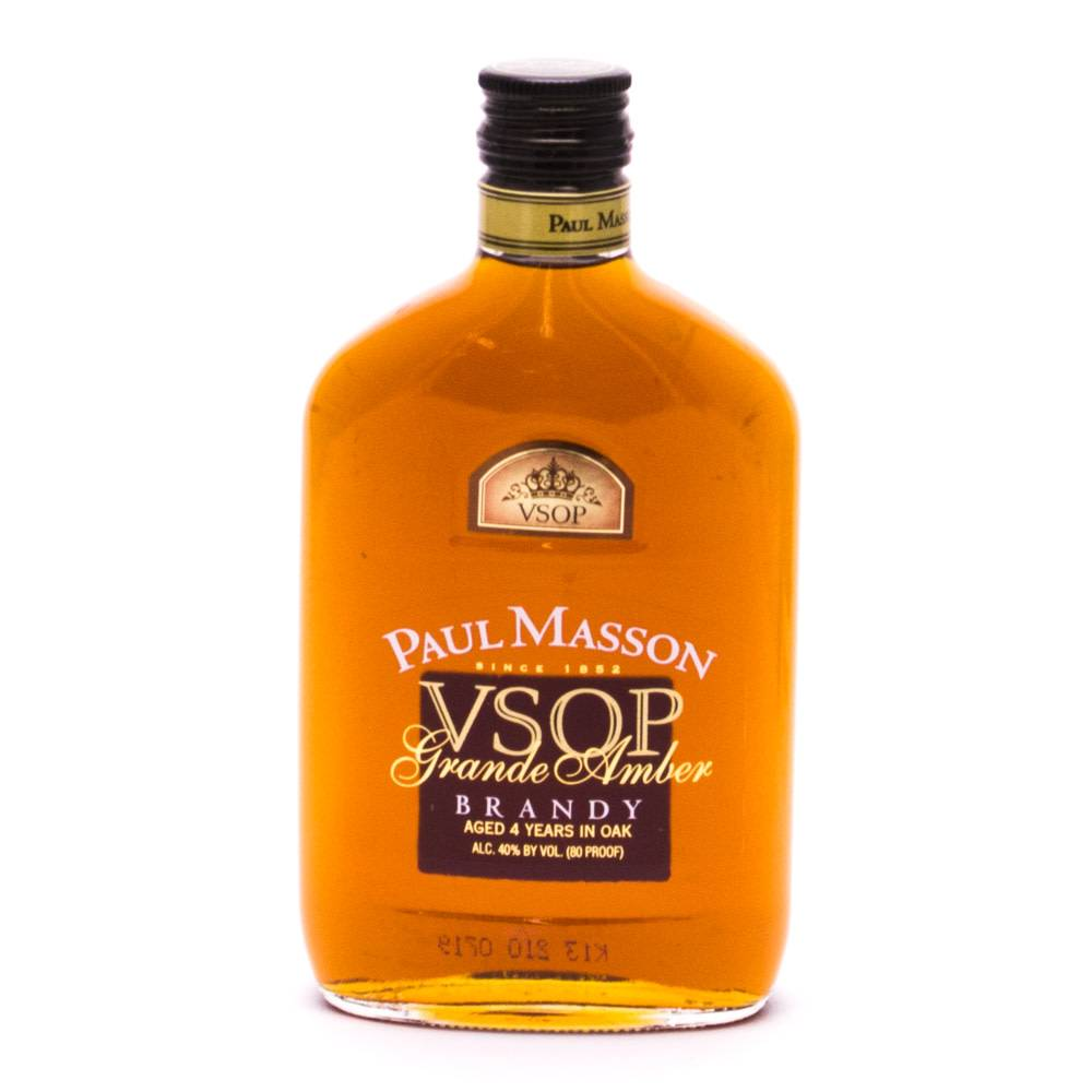 Paul Masson VSOP Brandy