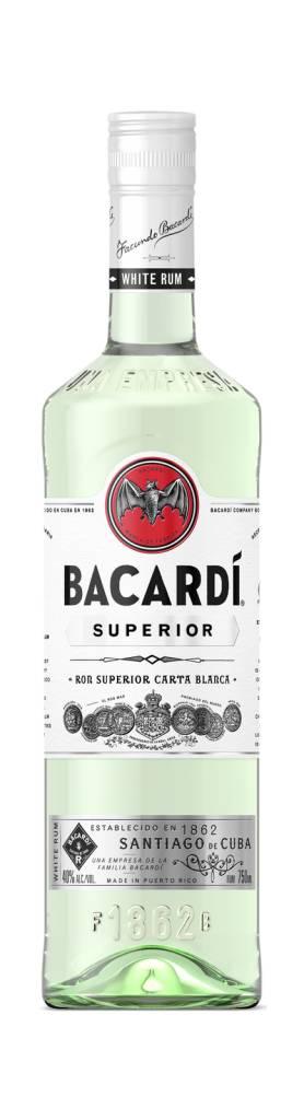 Bacardi Silver Rum