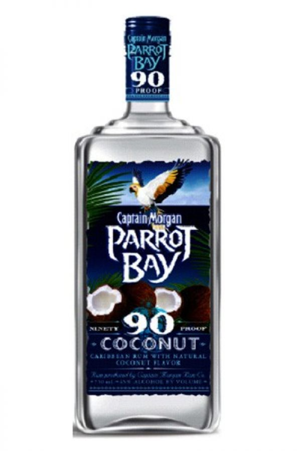 Parrot Bay 90 proof
