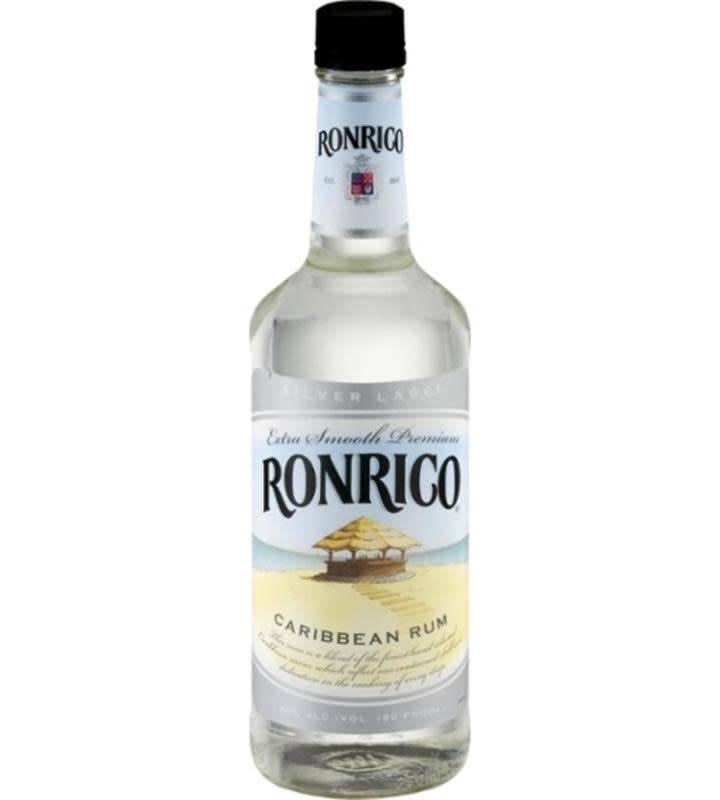 Ronrico Rum Silver