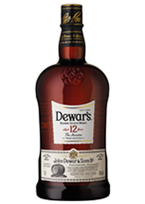 Dewar's Scotch Whiskey 12Yrs