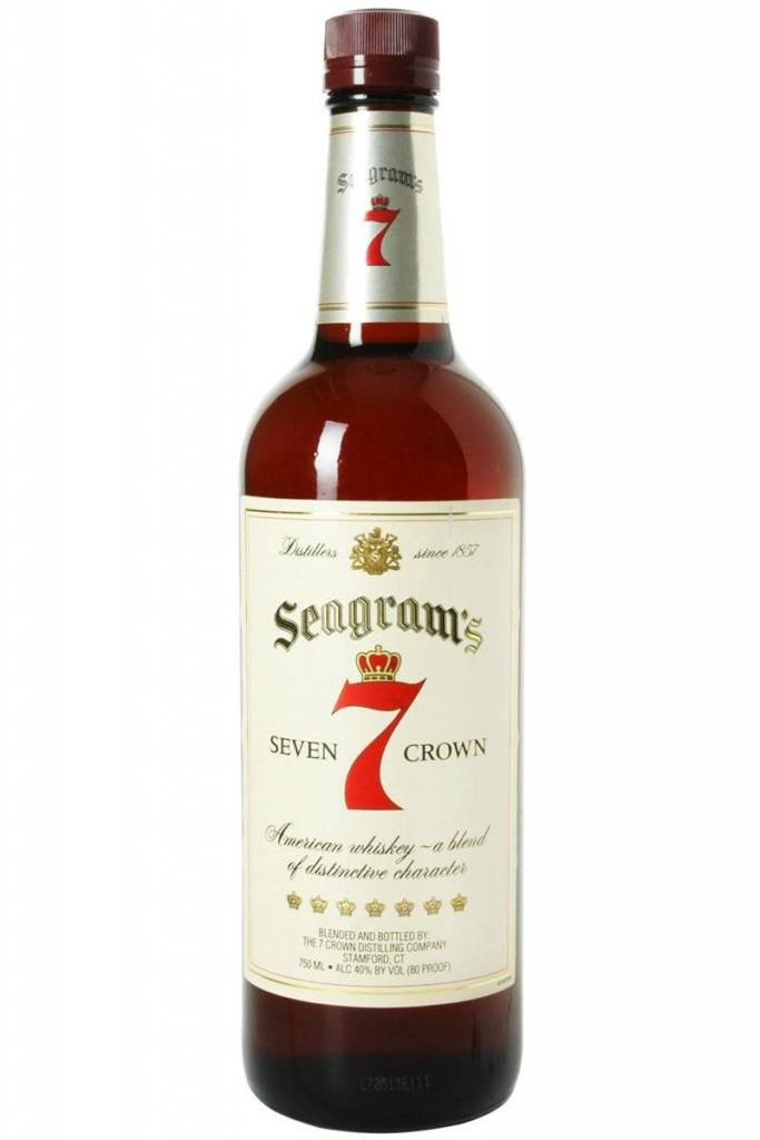 Seagram's 7 Whiskey
