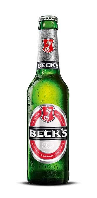 Beck's 12oz Bottle
