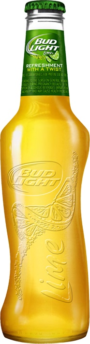Bud Light Lime 12oz Bottle