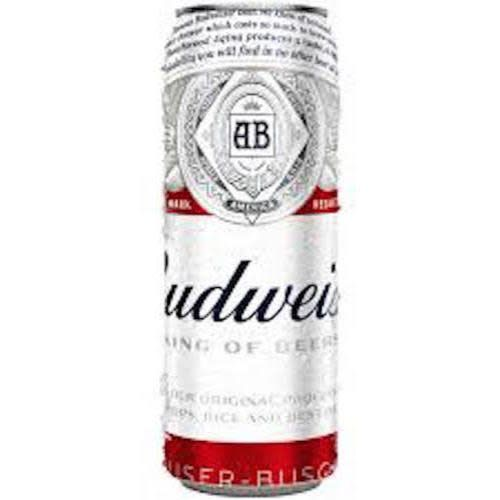 Budweiser 16oz Can