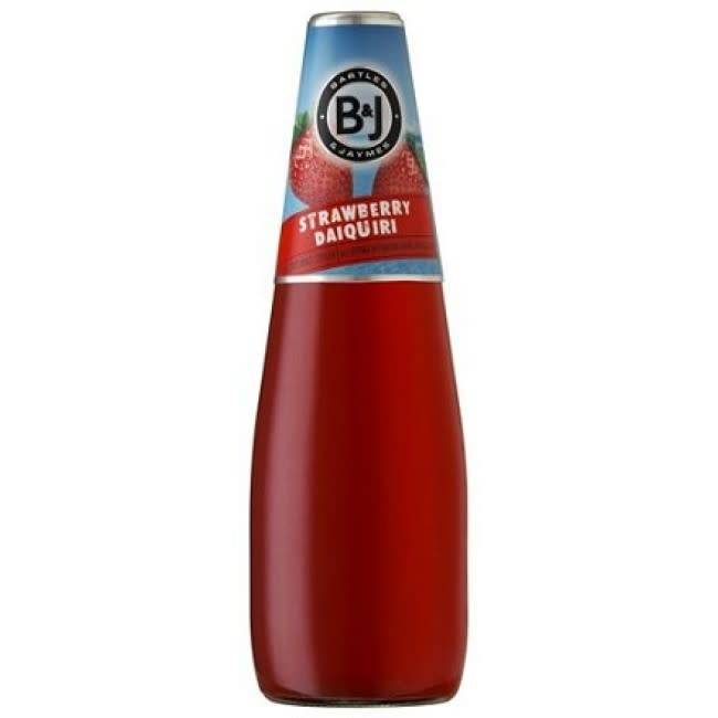 Bartles & James Strawberry Daiquiri 11.2oz