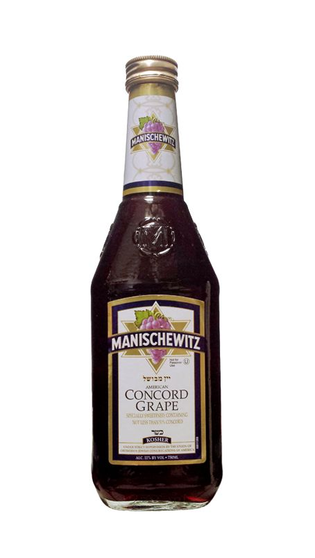 Manischewitz Grape Concord