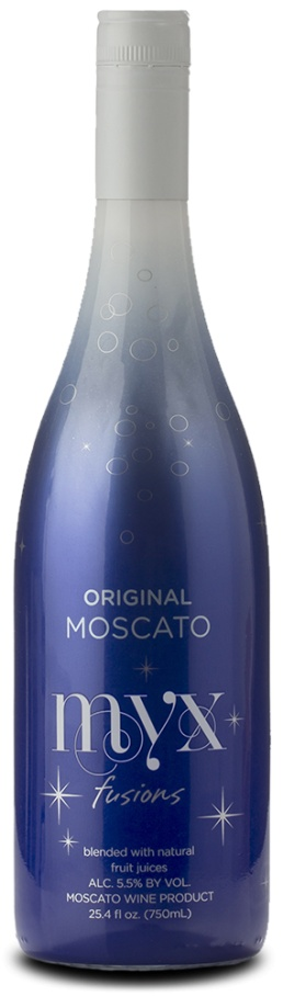 Myx Moscato Fusions