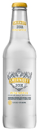 Smirnoff Ice Pineapple 11.2oz