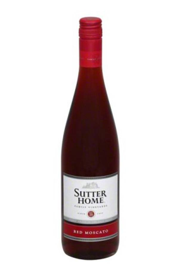 SutterHome Red Moscato