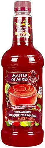 Master Mix Strawberry Daiquiri