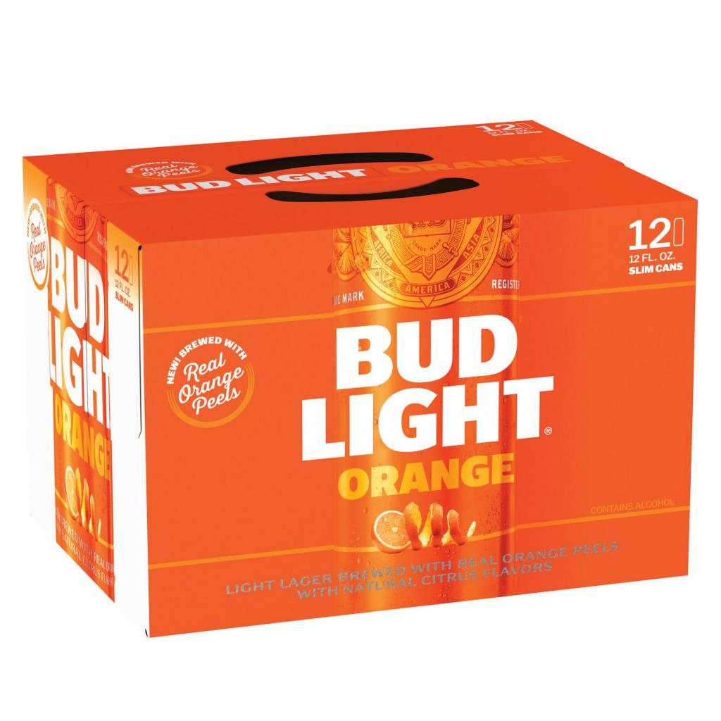 Bud Light Orange 12oz