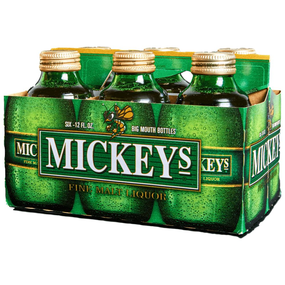 Mickeys 12oz Bottle