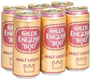 Olde English 16oz Can