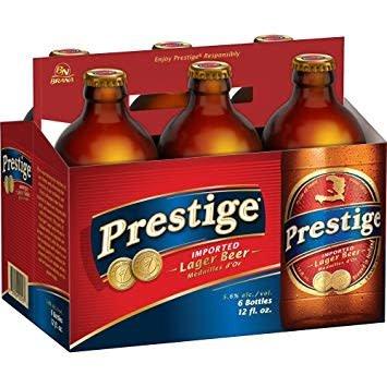 Prestige Lager 12oz