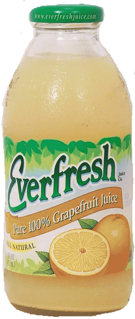Everfresh Grapefruit 16oz