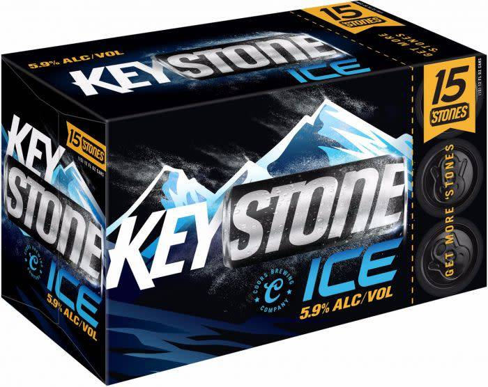 Keystone Ice 16oz Can