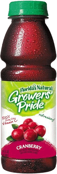Growers' Pride Cranberry