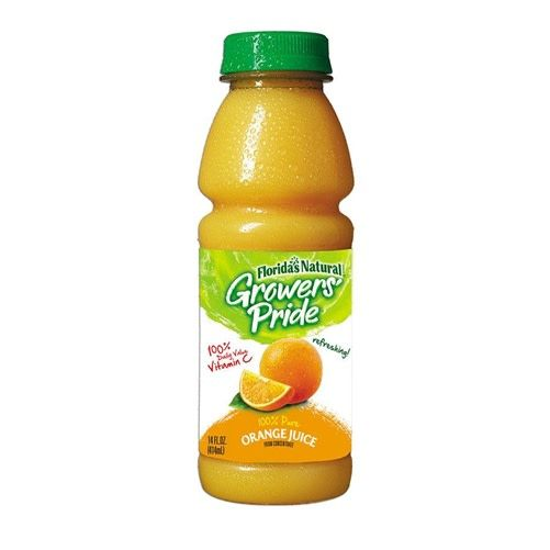 Growers' Pride Orange Juice