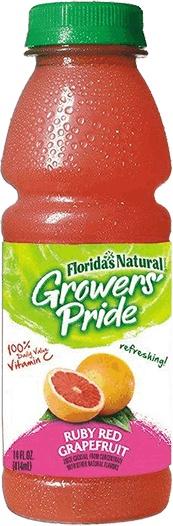 Growers' Pride Ruby Red