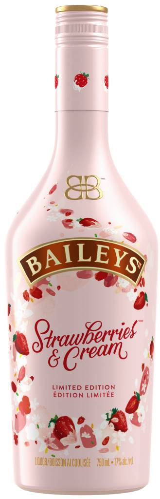 Baileys Strawberries & Cream 750ml