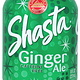 Shasta Gingerale 10oz