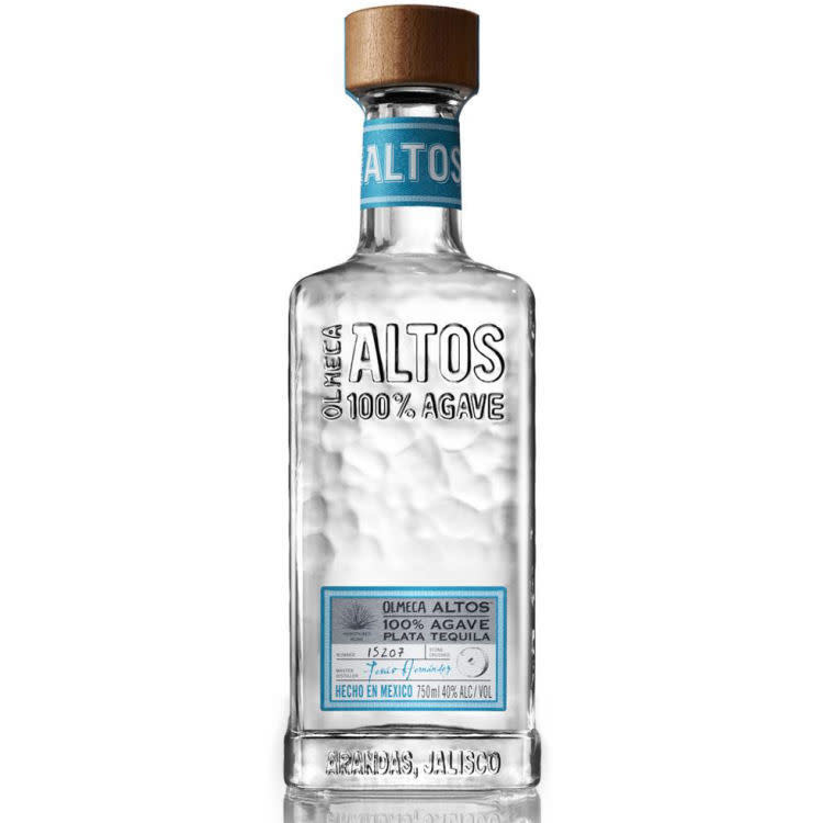 Olmeca Altos Plata Tequila Liter