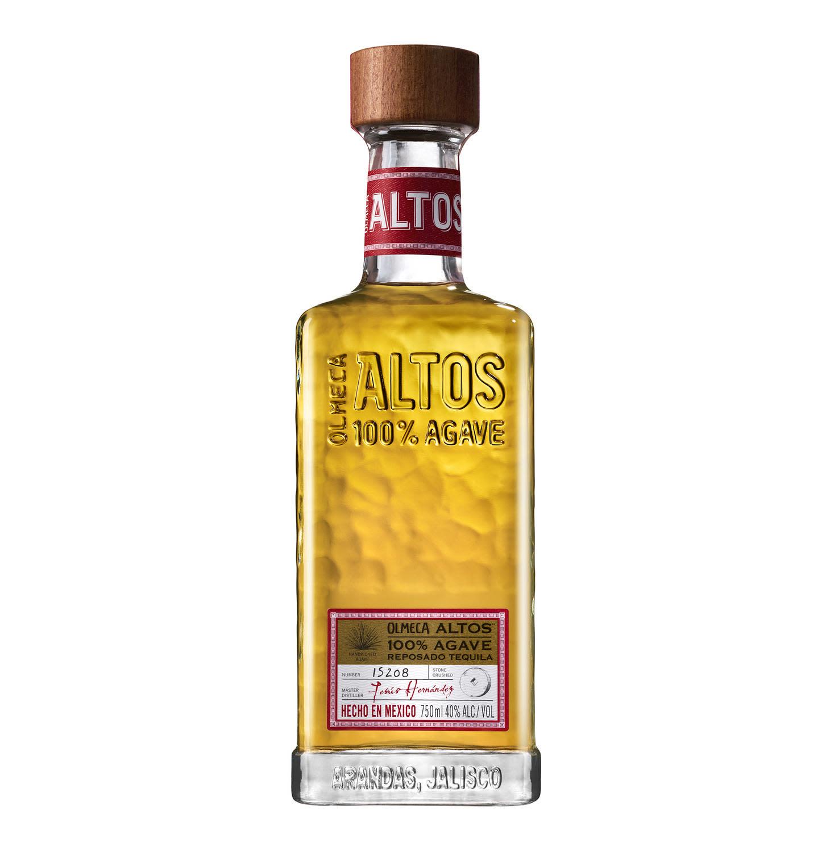 Olmeca Altos Reposado Tequila Liter