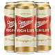 Miller High Life 16oz Can