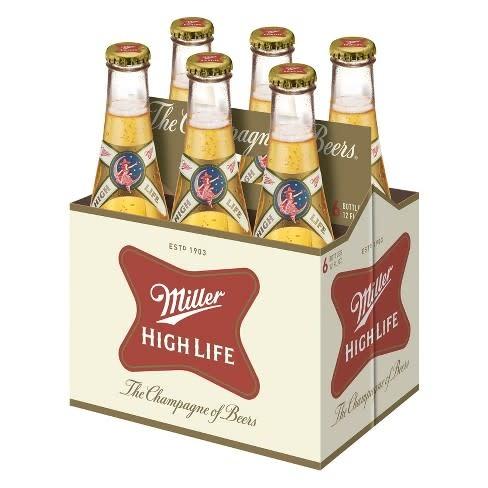 Miller High Life 12oz Bottle